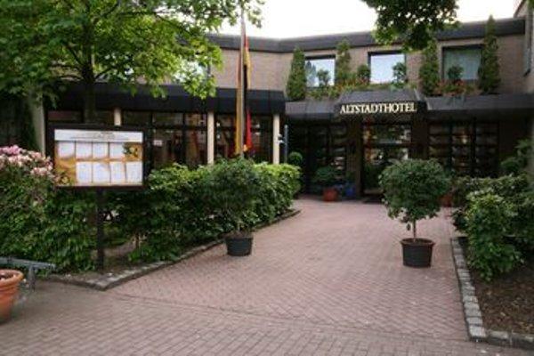 Altstadthotel Versmold - фото 20