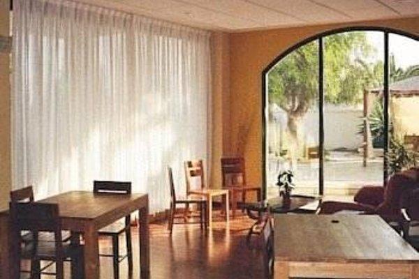 Hotel Villa Bensusan - фото 4
