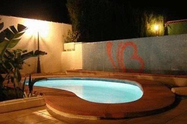 Hotel Villa Bensusan - фото 9