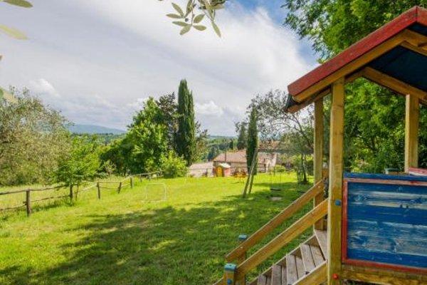 Locazione turistica La Capriata - 13