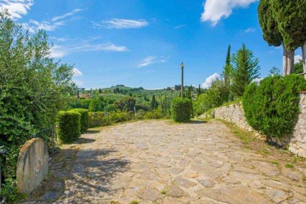 Locazione turistica La Capriata - 18