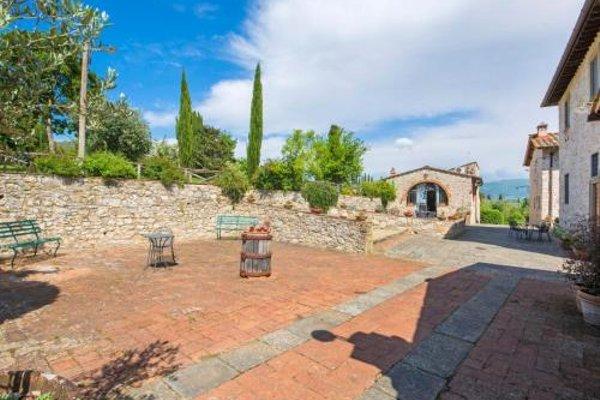 Locazione turistica La Capriata - 23