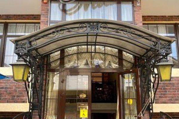 Отель «Мон Мишель» - фото 13