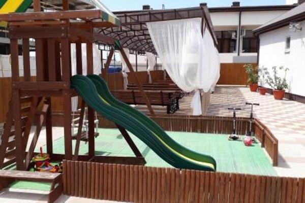Отель «Мон Мишель» - фото 19