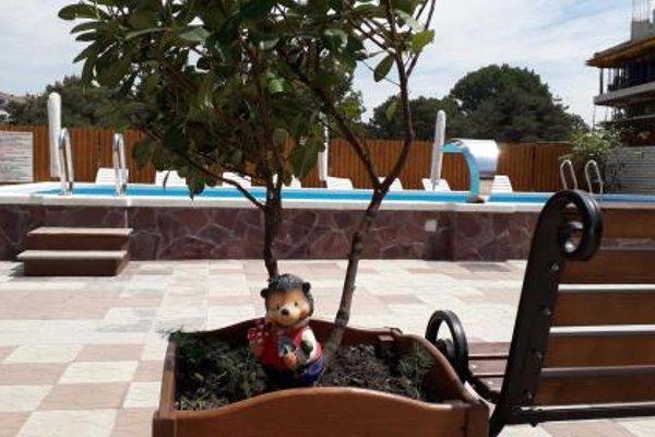 Отель «Мон Мишель» - фото 20