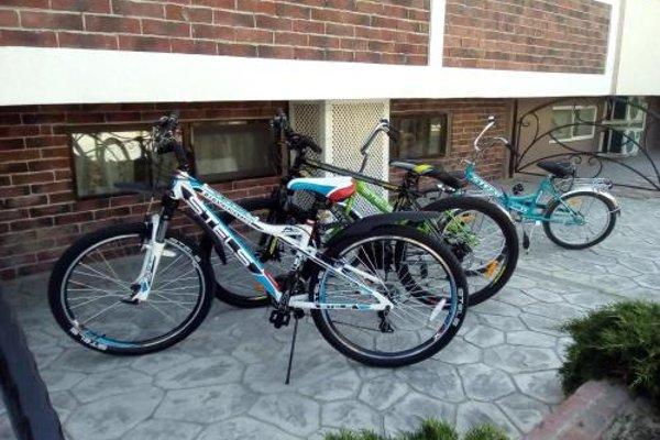 Отель «Мон Мишель» - фото 22