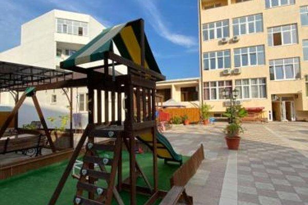 Отель «Мон Мишель» - фото 23