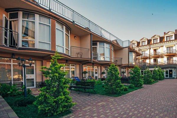 Маринус Отель - фото 19