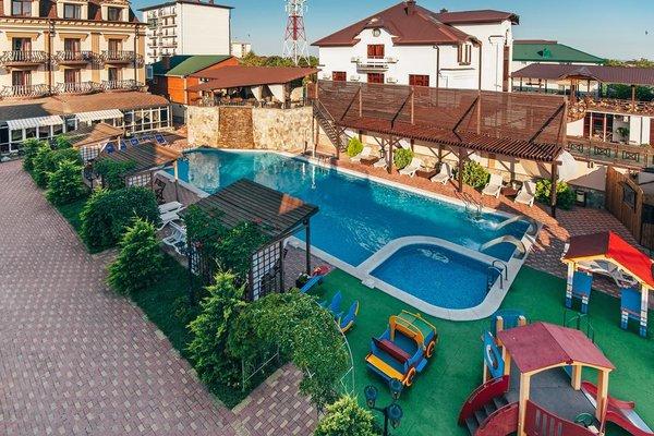 Маринус Отель - фото 22