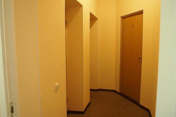 Отель Крона - фото 16