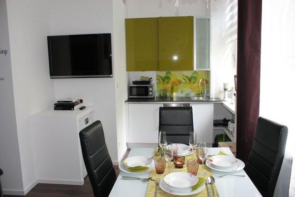 Small Modern Apartment Vienna - Seidlgasse - фото 9