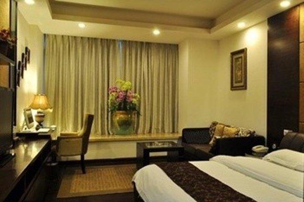 Chengdu West-Care Kate Hotel Finance City - фото 3
