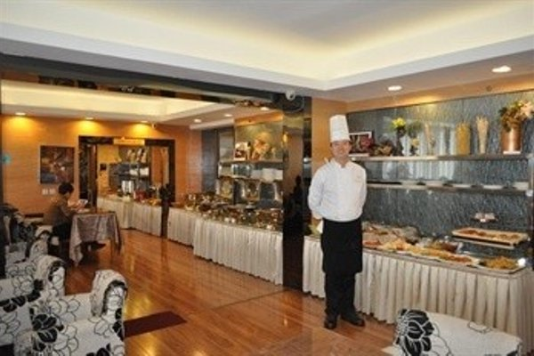 Chengdu West-Care Kate Hotel Finance City - фото 4