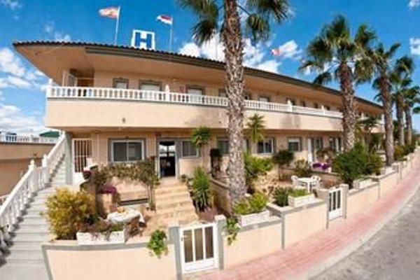 Hotel Costa Blanca Resort - фото 23