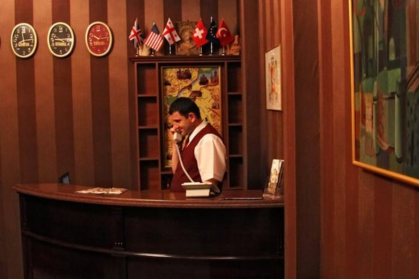 Олд Таун отель - фото 18