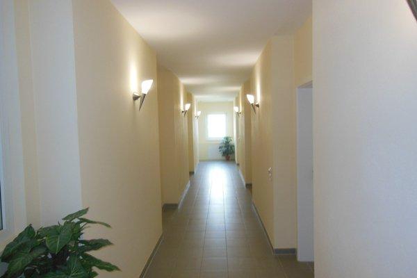 Hotel Pension garni Schwerin-Unterkunft - фото 16