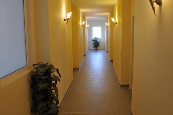 Hotel Pension garni Schwerin-Unterkunft - фото 17