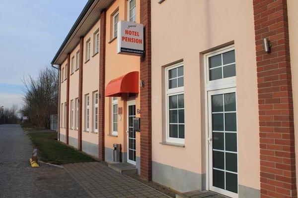 Hotel Pension garni Schwerin-Unterkunft - фото 21