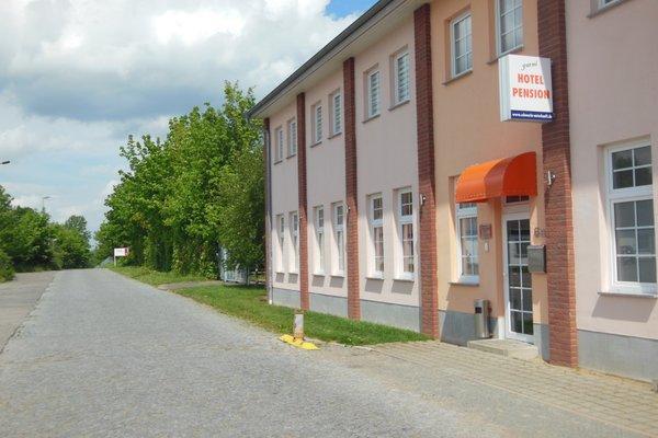 Hotel Pension garni Schwerin-Unterkunft - фото 23