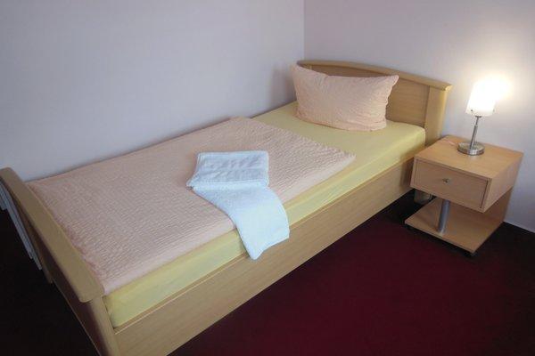 Hotel Pension garni Schwerin-Unterkunft - фото 6