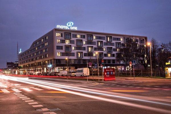 Motel One Wien-Prater - 22