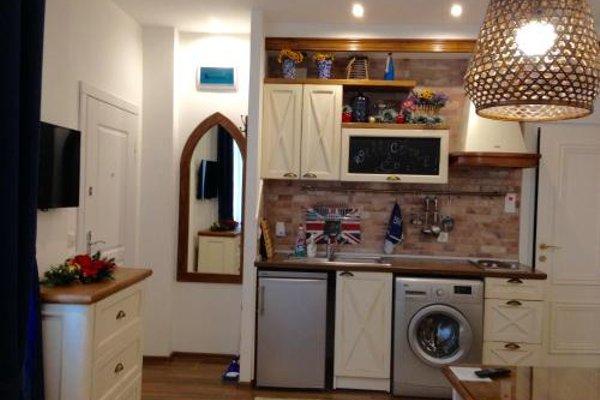 Guest Rooms Boutique Varna - фото 16