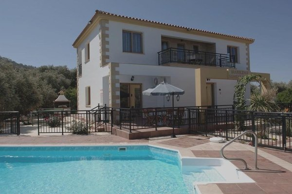 Marilena Sunset Villa 1 - фото 21