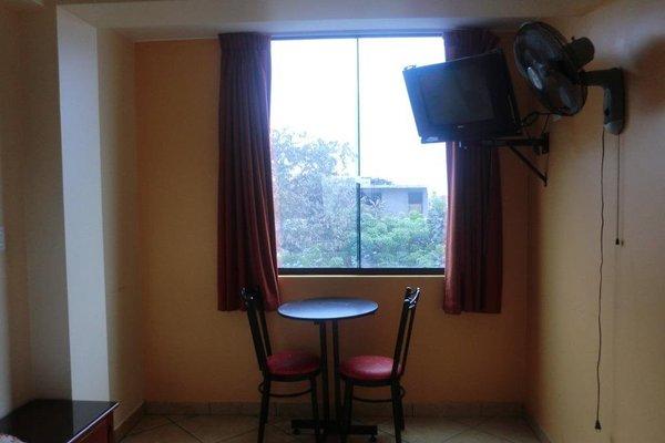 Hotel Sauna Acuarius - фото 12