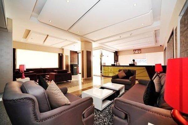 Samada Hoora Hotel And Suites - фото 4