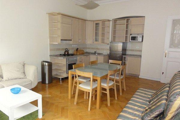GH Prague Apartments - фото 10