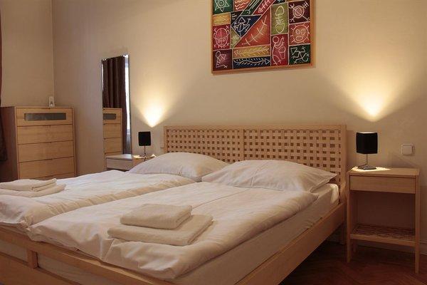 GH Prague Apartments - фото 12