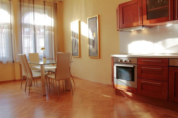GH Prague Apartments - фото 13