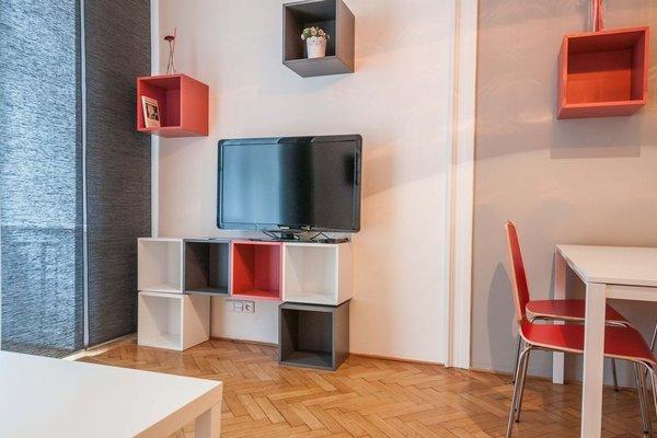 GH Prague Apartments - фото 17