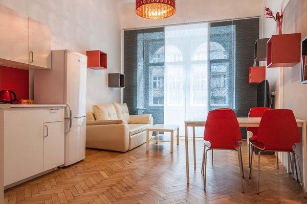 GH Prague Apartments - фото 22