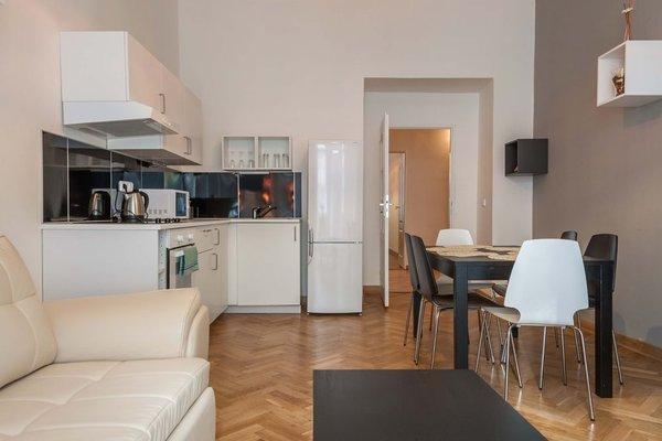 GH Prague Apartments - фото 23