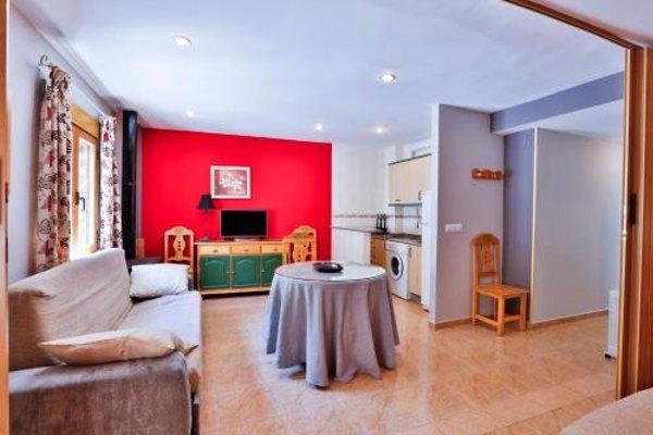 Apartamentos Castillo Cazorla - фото 13