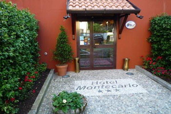 Hotel Montecarlo - фото 23