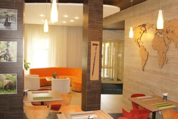 Отель Шеддок - фото 10