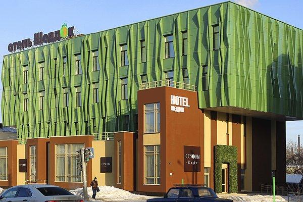 Отель Шеддок - фото 23