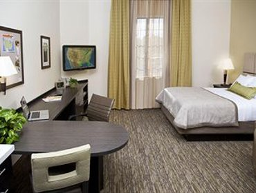 Апартаменты Candlewood Suites Atlanta West I-20