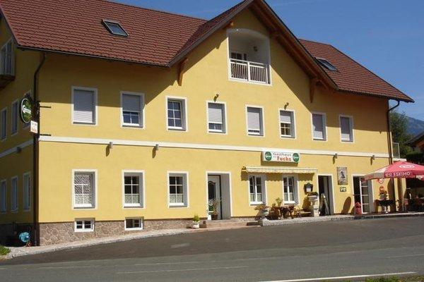 Gasthaus zum Fuchs - Familie Andra - фото 22