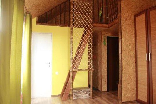 Гостевой Дом Акбаль-Ахау - фото 11