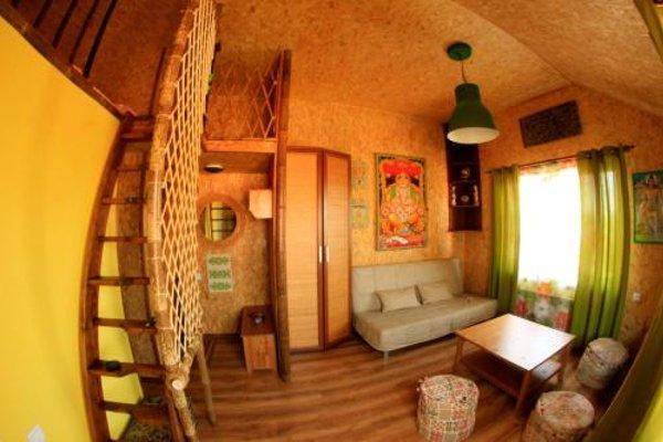 Гостевой Дом Акбаль-Ахау - фото 12