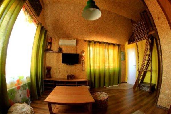 Гостевой Дом Акбаль-Ахау - фото 13