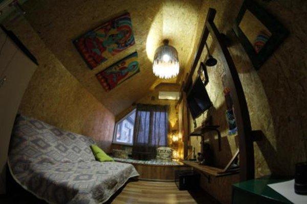 Гостевой Дом Акбаль-Ахау - фото 22