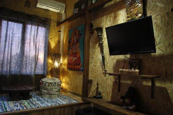 Гостевой Дом Акбаль-Ахау - фото 23