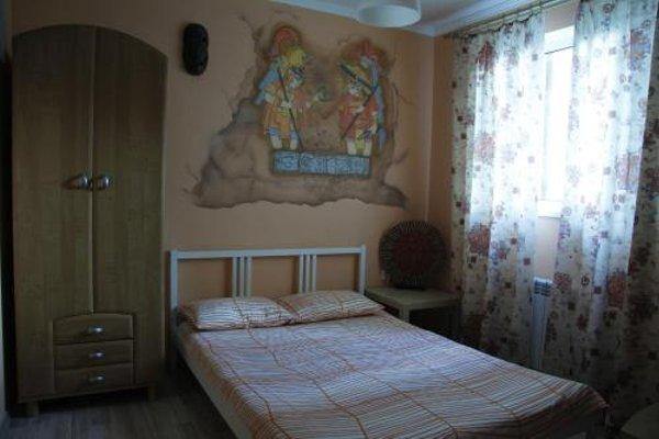 Гостевой Дом Акбаль-Ахау - фото 5
