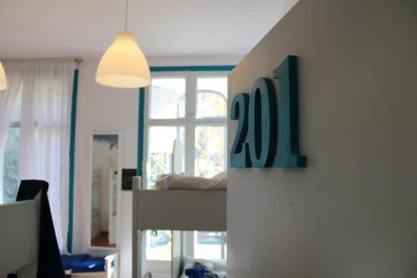 Mediterranean Youth Hostel - фото 17
