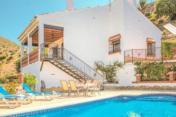 Holiday home Los Romerales - El Chorro - фото 50