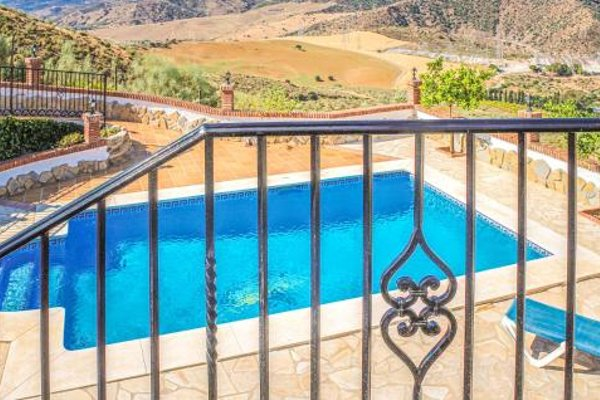 Holiday home Los Romerales - El Chorro - фото 11